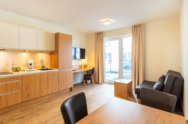 Boardinghouse - Ingolstadt Apartments Deluxe home